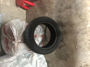 4 XTreme Avalanche 205-55-16 Winter Tires Tread Like New