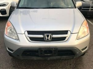 2003 Honda CR-V 4WD EX Auto w/Leather