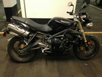 2010 Triumph Street Triple - Priced to Sell