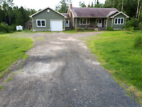 Driveway needs done: gravel or paved