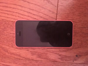Used IPhone 5C for sale !
