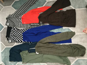 Fall Maternity Lot, S/M