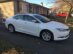 2015 Chrysler 200 Limited for Sale! Great Car for the Winter!