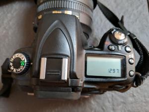 Nikon D90, lentilles et équipements