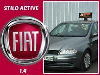 2004 FIAT STILO 5DR +156,BMW Z3,TOYOTA,SUZUKI,SKODA,RENAULT,VAUXHALL,FORD,HONDA,FIAT,PEUGEOT,ESTATE
