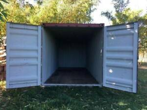 Shipping Container 20 foot B PLUS Condition near Childers $2700