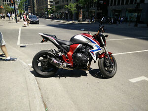 Honda CB1000R 2014 C-ABS