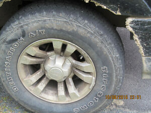 16 IN. ALUMINUM RIM FOR SALE