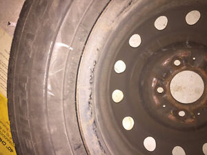 205 70 R15 Summer and winter tires for sale West Island Greater Montréal image 3
