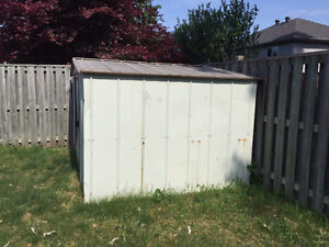 Free Shed!