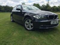 2007 BMW 118i SE 2.0 AUTO GREAT LOOKING CAR HPI CLEAR RARE AUTOMATIC