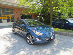 2014 Hyundai Elantra Limited,Leather,PushStart,CERTIFIED