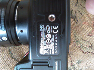 Very good Digital Camera !Nikon D40 and charger Kitchener / Waterloo Kitchener Area image 2
