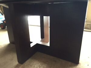 Solid Wood Table Only $250 (needs a bit of repair) Strathcona County Edmonton Area image 4
