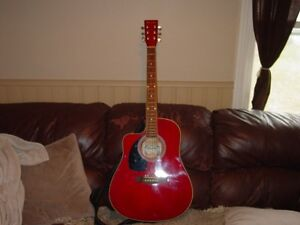 Guitare Acoustic Mansfield