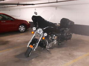 2012 Heritage Softail Classic    $21,500