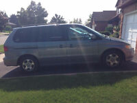 2000 Honda Odyssey - PRICED TO SELL!!!