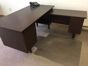Office Desks (3 at $100.00) (1 at $50.00)