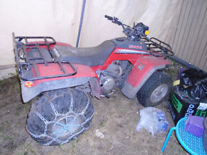 Two quads for sale