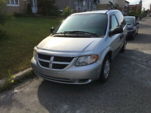 2005 Dodge Caravan A/C 7 Passagers DVD