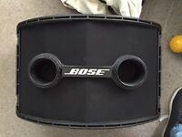 Bose 802 mk1 speakers