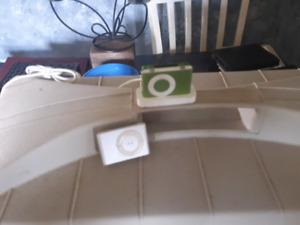 Two iPod Nanos