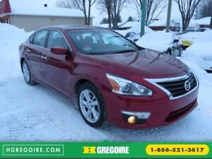 2015 Nissan Altima 2.5 SV AUT A/C MAGS CAMERA TOIT BLUETOOTH GR