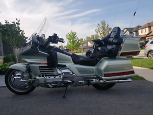 1999 Honda Gold Wing 50th Anniversary GL 1500 SE