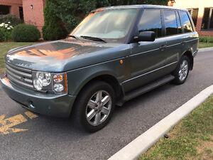2004 Land Rover -Range Rover