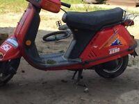 1985  aero scooter