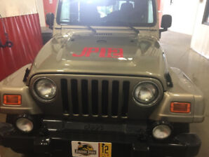 2003 Jeep mont condition