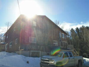 Unique 2 Storey Home on 100 acres/Mins to Eagle Lake! $359,900!!