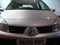 Renault Grand Scenic 1.5dCi 106 Expression 7Seater / Long Mot / Service history