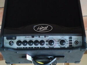 Peavey VIP one Guitar Amplifiers 15 watts like new