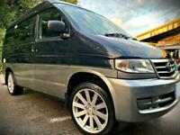 1999 MAZDA BONGO 2.5TD TOP QUALITY FULL SIDE CONVERSION MINT CONDITION 78K ONLY