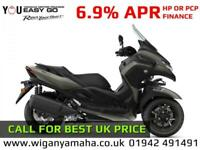 YAMAHA TRICITY 300, 21 REG 0 MILES, 300cc SCOOTER TRIKE, RIDE ON CAR LICENCE....