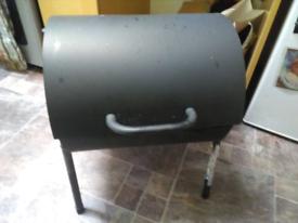 Mini barrel bbq