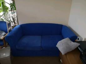 FREE Royal Blue sofa bed
