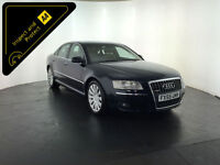 2005 55 AUDI A8 SPORT TDI QUATTRO AUTOMATIC 321 BHP 4WD FINANCE PX WELCOME