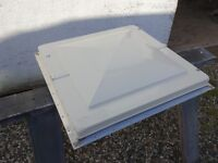 RV  Vent / Escape Hatch Exit 26 inch x 26 inch. (Richmond)
