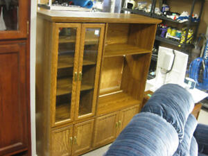REDUCED: Tv Stand / Display Cabinet