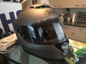 Brand new Shoei Qwest helmet