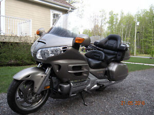 HONDA GOLDWING GL-1800