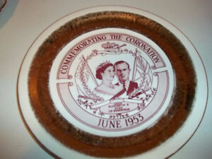 Antique China - Royal Winton Coronation memorabilia.