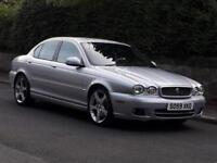 2010 1 Owner Jaguar X-TYPE 2.0D SE Diesel