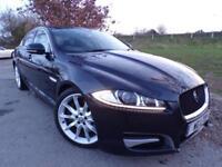 2011 Jaguar XF 3.0d V6 S Premium Luxury 4dr Auto 20in Draco Alloys! DAB! 4 d...