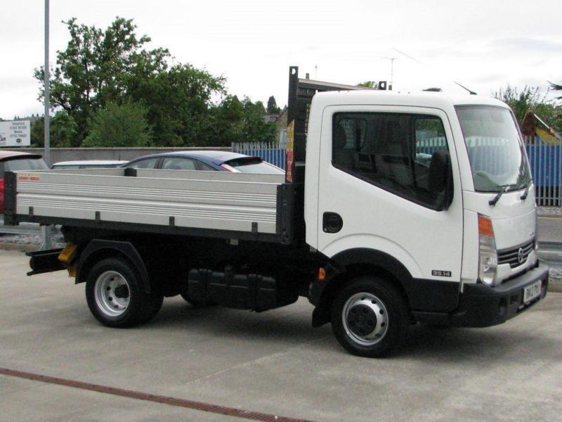 395dc6fc4f 2012 Nissan Cabstar 35.14 Shr C c Tipper 2.5
