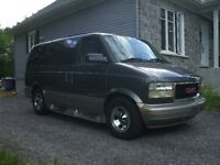 2001 GMC Safari Fourgonnette