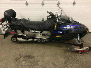 PARTING OUT 2002 GRAND TOURING 700