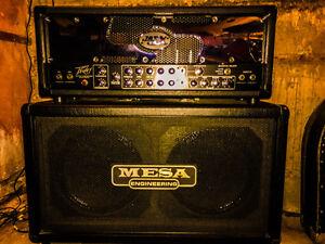 Peavey JSX Satriani 120W Head - Mesa 2x12 MINT